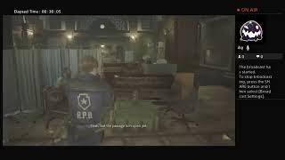 Resident evil 2 p1
