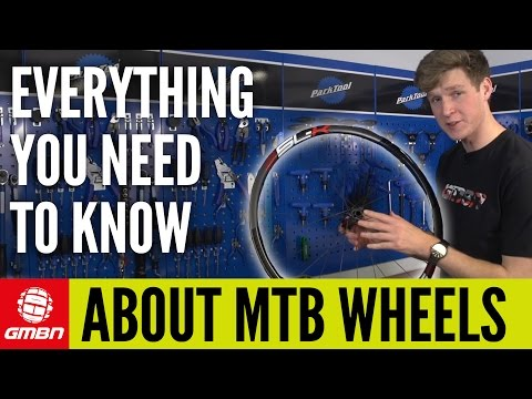 Everything You Need To Know About MTB Wheels | Mountain Bike Jargon Buster