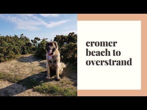 cromer beach to overstrand 4K