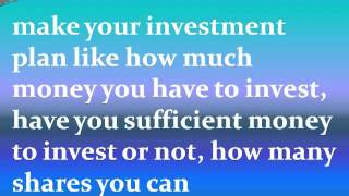 Stock Market Investment Strategies
