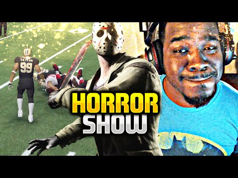 HORROR SHOW !!! Madden NFL 16 Ultimate Team - Jason Taylor Dominates MUT 16