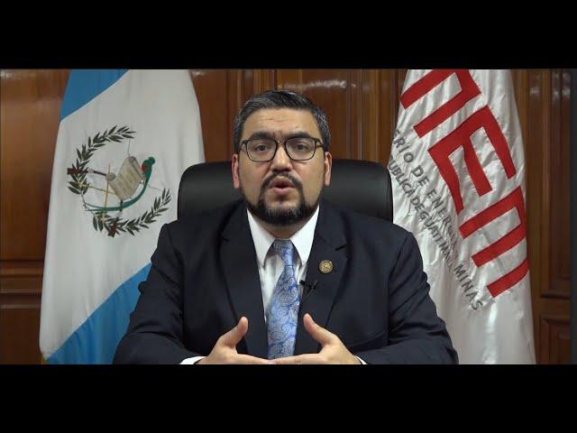 Titular del MEM participa en Conferencia Anual de Ministros de Minería de las Américas