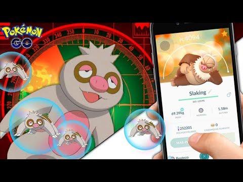Pokemon GO ¡COMO CONSEGUIR A SLAKING! MEJOR HACK PARA VER TODOS LOS POKEMONS ! +EVITAR BANEO