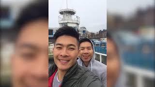 Nhật Ký Britain's Got Talent - Quốc Cơ Quốc Nghiệp - Giang Brothers' (Phần 1)