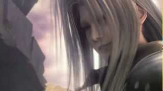 Final Fantasy VII Advent Children Complete - Cloud vs.Sephiroth