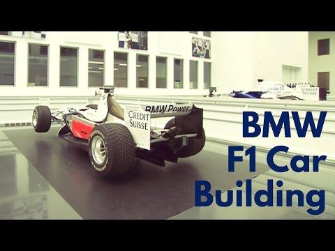 BMW F1 Car Building