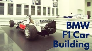 BMW F1 Car Building thumbnail
