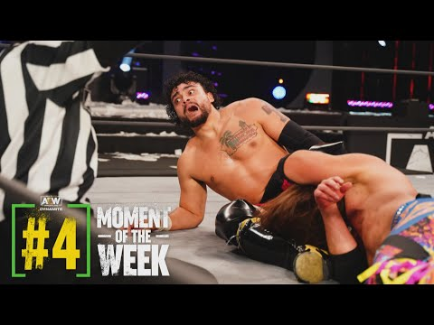 Did Santana and Ortiz Win the AEW World Tag Team Championships? | AEW Dynamite