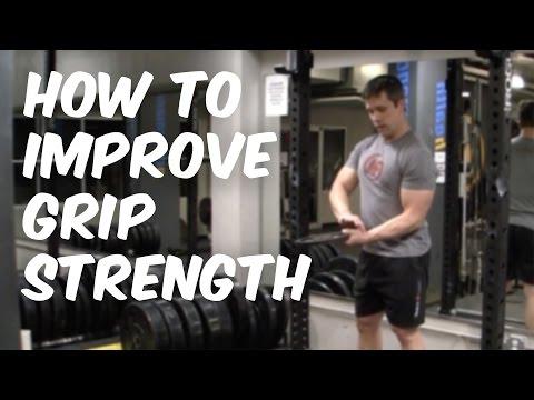How To Improve Grip Strength | Nerd Fitness