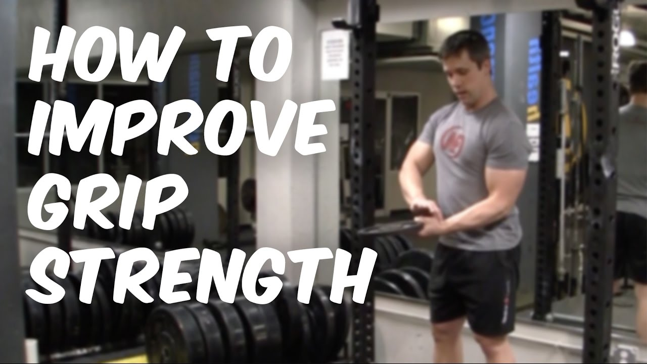 How to Improve Your Grip Strength Quickly (6 Best Exercises