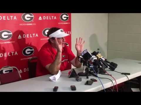 S. CAROLINA post-game: KIRBY SMART part IV