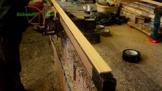 Bickerstaffe Bows - How a Bow is Born - Part 3