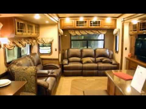 Heartland Gateway 3200RS Fifth Wheel RV Luxury 5th Wheel Go Glamping i94RV