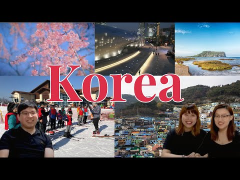 Virtual Travel with Super - Korea Episode 15