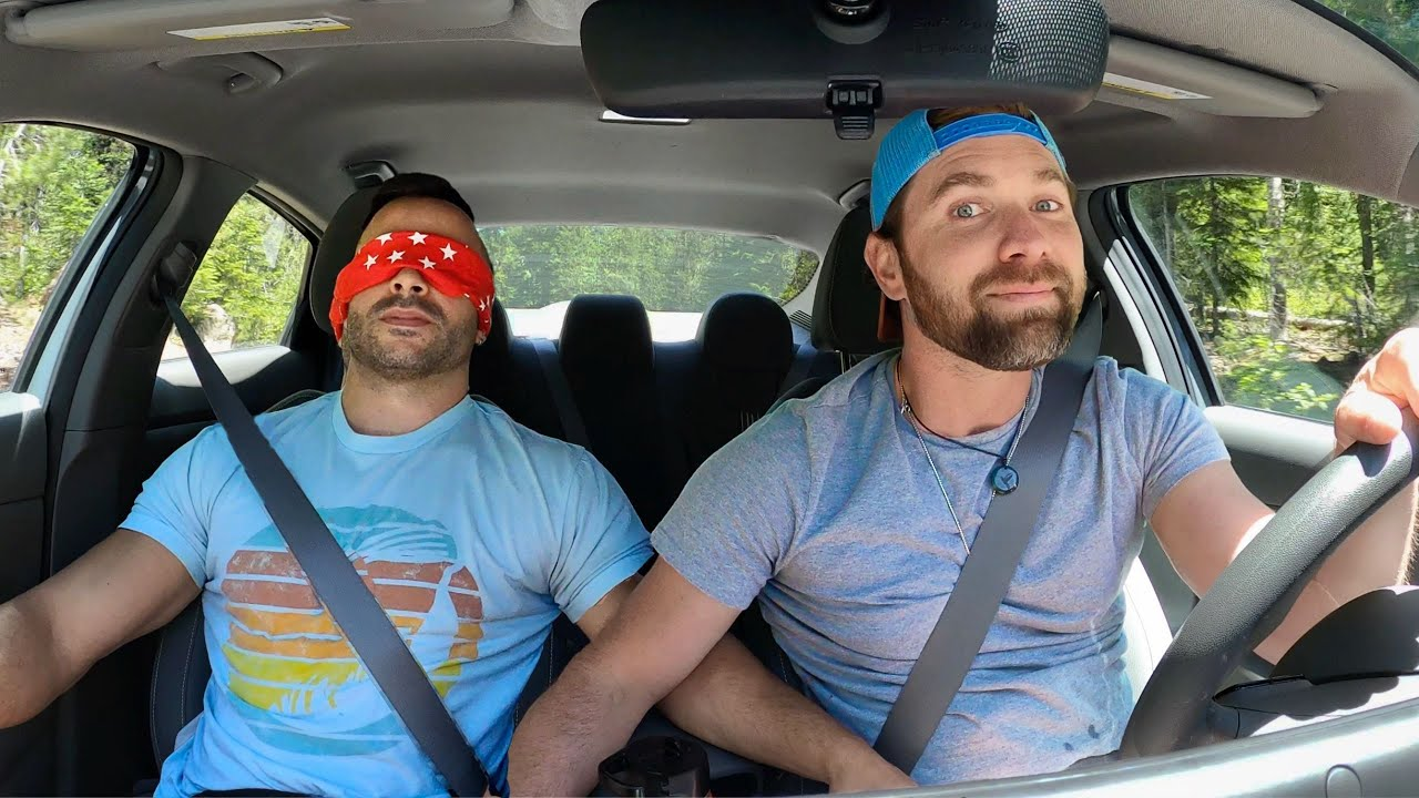 HIS SURPRISE BIRTHDAY: romantic trip in nature | gay couple travel