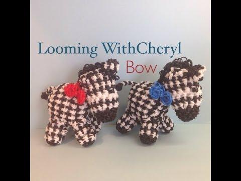 Rainbow Loom Mouse - Loomigurumi - Amigurumi Hook Only ...