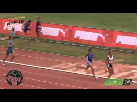 2016 Pretoria A-Bond Interhigh - Girls 15 800m