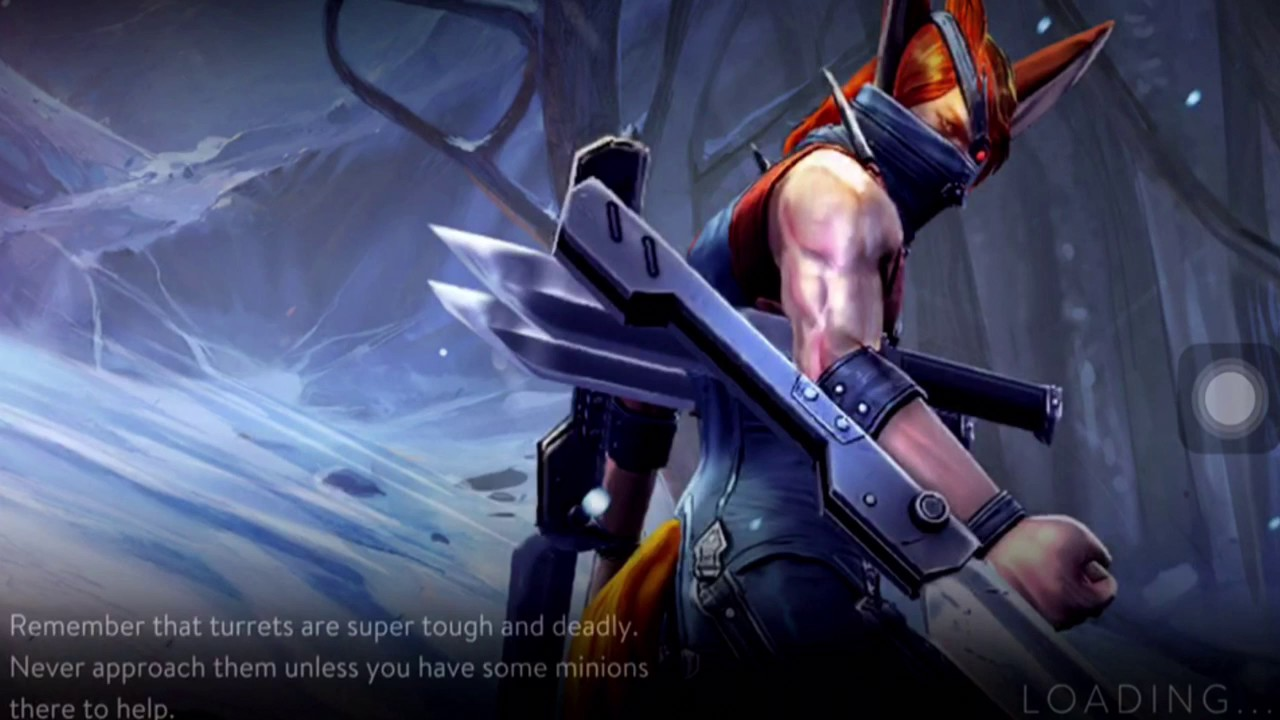how to create a vainglory account