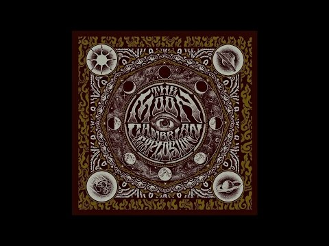 """Cambrian Explosion """"The Moon EP"""" (New Full EP) 2016 Psychedelic Stoner Rock"""