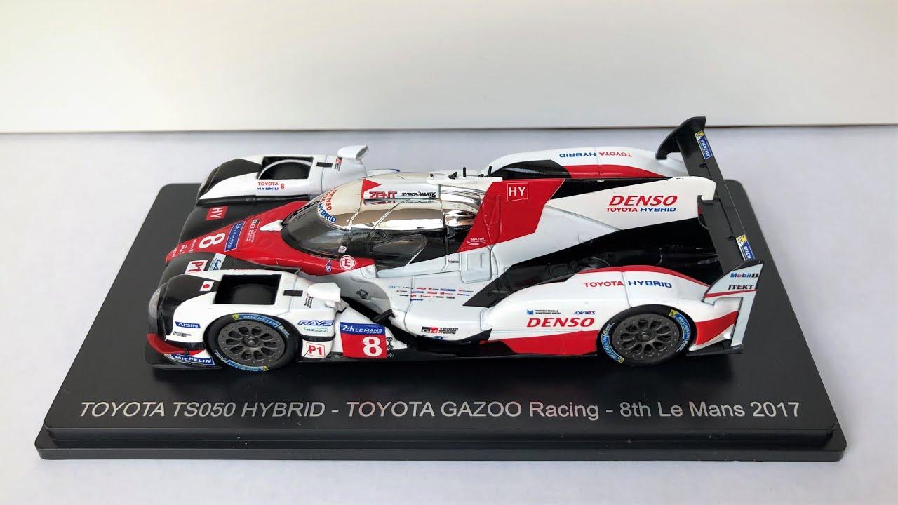 8th Le Mans 2017    1//43 Toyota GAZOO Racing Toyota TS050 Hybrid