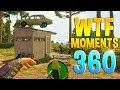 PUBG Daily Funny WTF Moments Highlights Ep 360