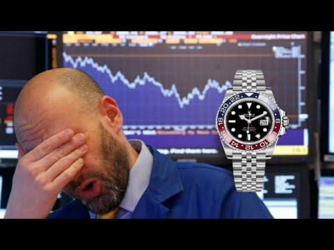 Rolex Prices Plummet - Price Before & During Pandemic