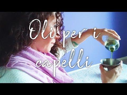Ayurveda Oli per i Capelli