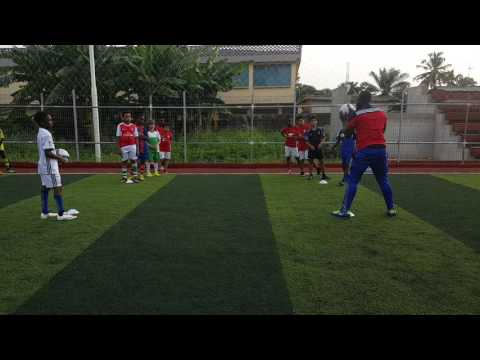 Astros football academy training Ghana 60