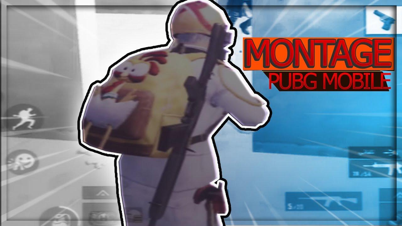 MONTAGE PUBG MOBILE PRO EDIT
