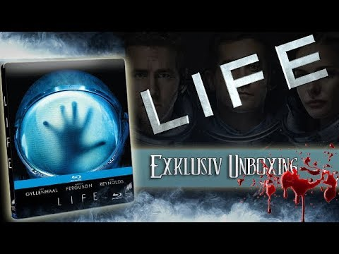 Life - Steelbook Edition Blu-ray unboxing streaming vf