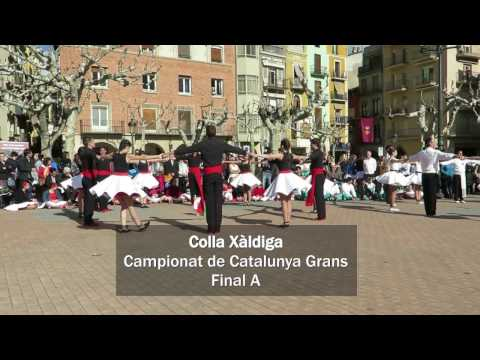 "Colla Xàldiga - Balaguer 2016 - Sardana ""L'estadi nou"" (F.Mas Ros)"
