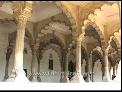 Diwan i aam the hall of public audience at agra fort for Diwan i aam images
