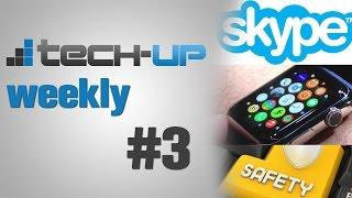 Sky vs. Skype, Probleme mit Apple Watch & Virus zerstört Festplatte - Tech-up Weekly #3