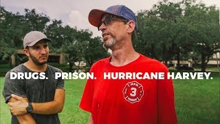 this man's HURRICANE STORY will make you cry..