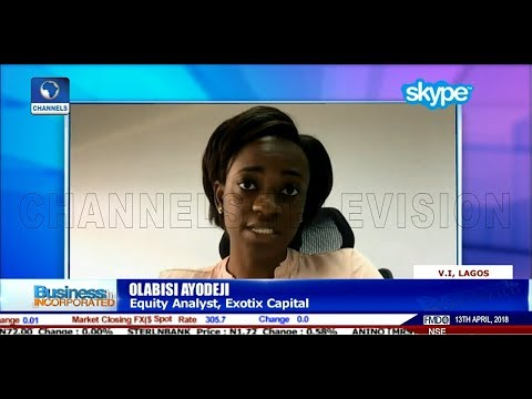 Analysing Lafarge Africa's Earnings With Exotix Capital's Olabisi Ayodeji |Business Incorporated|