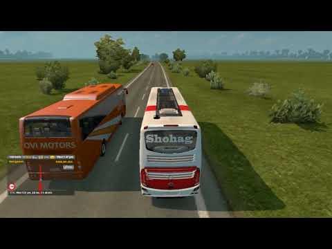 Shohag | Dhaka to khulna | Euro Truck Simulator 2