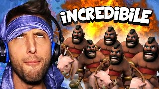 Clash of Clans: SFIDE IMPOSSIBILI #6 [XXL]
