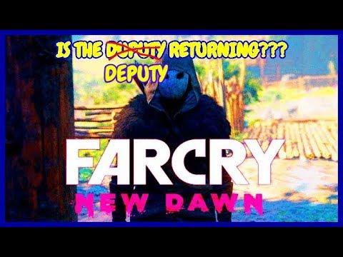 THE DEPUTY RETURNS IN FAR CRY NEW DAWN!!! thumbnail