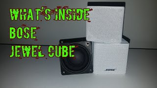 What's Inside - Bose Jewel Cub…