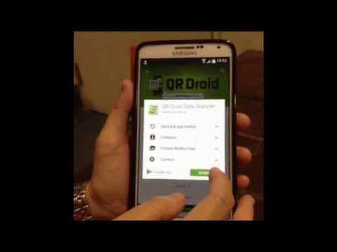How To Download & Use QR Code Reader