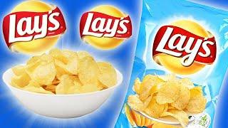 Как сделать чипсы в микроволновке за 5 минут. Простой Недорогой рецепт
