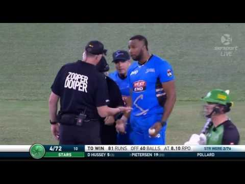 Kevin Pietersen refuses to face BBL star! Bizarre protest?