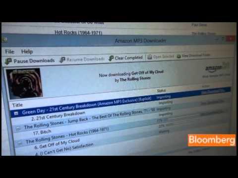 Amazon Gifts Users Music Time Capsule: Jaroslovsky