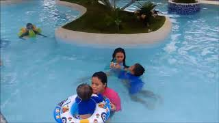 PHILIPPINES TRAVEL 2017 _ 13_ AT THE POOL CAVANICO RESORT DAVAO