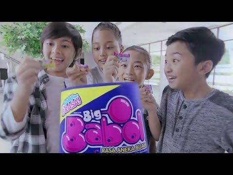 Iklan Big Babol Indonesia - Fun Dance, 5 Rasa Buah Seru 30sec (2017)