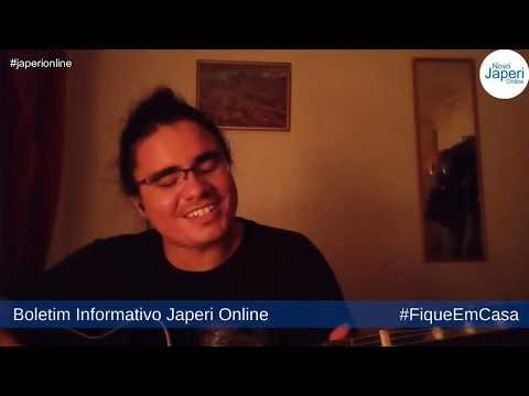 Japeri Online Cultura -  Isaque Villar canta Vinícius
