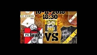 NACpraat 8 11 2018 Vooruitblik FC Emmen - NAC
