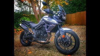 2017 Triumph Tiger 800 XRx Review