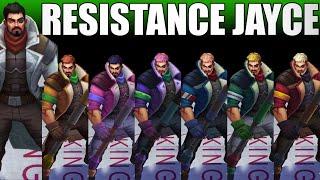 Resistance Jayce Chroma Spotlight