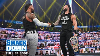 WWE SmackDown Full Episode, 18 September 2020